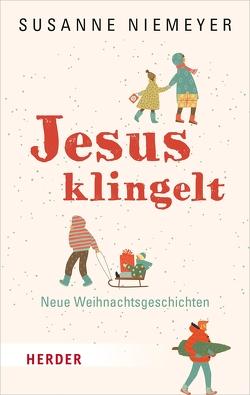 Jesus klingelt von Niemeyer,  Susanne