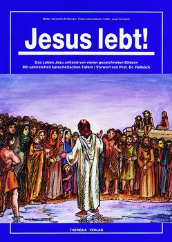 Jesus lebt! von Herrbach,  Josef, Holböck, Krillberger,  Antoinette