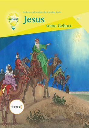 Jesus – seine Geburt von Frank,  Nelli, Steinke,  Alexander