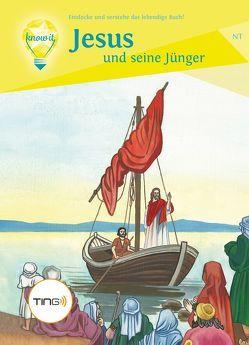 Jesus und seine Jünger von Frank,  Nelli, Steinke,  Alexander