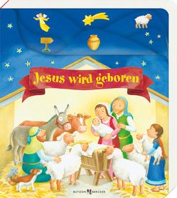 Jesus wird geboren von Abeln,  Reinhard, Schulte,  Susanne