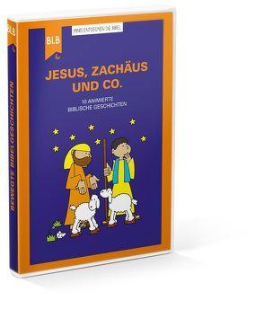 Jesus, Zachäus und Co. von Boer,  Michel de, Doggen,  Annette