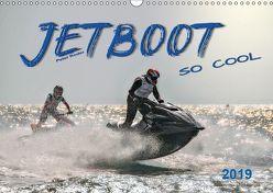 Jetboot – so cool (Wandkalender 2019 DIN A3 quer) von Roder,  Peter