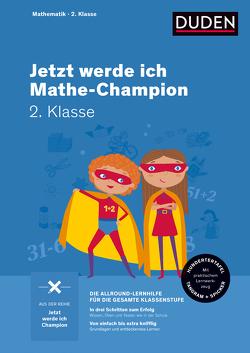 Jetzt werde ich Mathe-Champion von Müller-Wolfangel,  Ute, Reckers,  Sandra, Scholz,  Barbara, Schreiber,  Beate