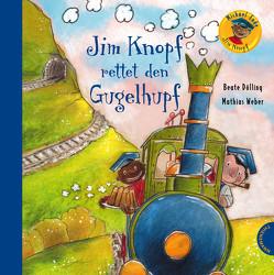 Jim Knopf: Jim Knopf rettet den Gugelhupf von Dölling,  Beate, Ende,  Michael, Tripp,  F J, Weber,  Mathias