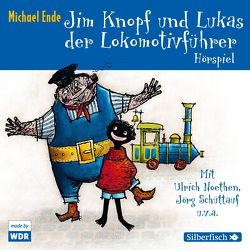 Jim Knopf und Lukas der Lokomotivführer – Das WDR-Hörspiel von Ende,  Michael, Maire,  Laura, Noethen,  Ulrich, Schüttauf,  Jörg, Völz,  Wolfgang