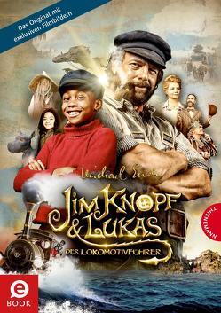 Jim Knopf und Lukas der Lokomotivführer – Filmbuch von Ende,  Michael