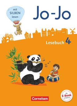 Jo-Jo Lesebuch – Allgemeine Ausgabe – Neubearbeitung 2016 / 4. Schuljahr – Schülerbuch von Eder,  Katja, Fokken,  Silke, Glatz,  Tanja, Kiwitt,  Nicola