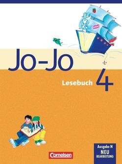 Jo-Jo Lesebuch – Ausgabe N – Ausgabe 2006 / 4. Schuljahr – Schülerbuch von Dransfeld,  Friedrich, Marchand,  Annett, Schaub,  Horst, Schulz,  Gudrun, Wörner,  Martin