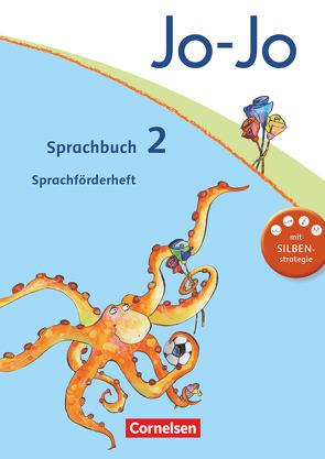 Jo-Jo Sprachbuch – Allgemeine Ausgabe 2011 – 2. Schuljahr von Budke,  Monika, Goecke,  Anne, Woitalla,  Gabriele, Wolf,  Marion