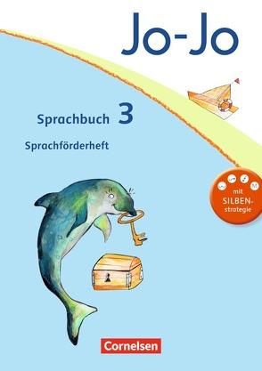 Jo-Jo Sprachbuch – Allgemeine Ausgabe 2011 – 3. Schuljahr von Budke,  Monika, Goecke,  Anne, Woitalla,  Gabriele, Wolf,  Marion