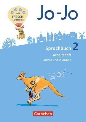Jo-Jo Sprachbuch – Allgemeine Ausgabe – Neubearbeitung 2016 – 2. Schuljahr von Budke,  Monika, Goecke,  Anne, Woitalla,  Gabriele, Wolf,  Marion