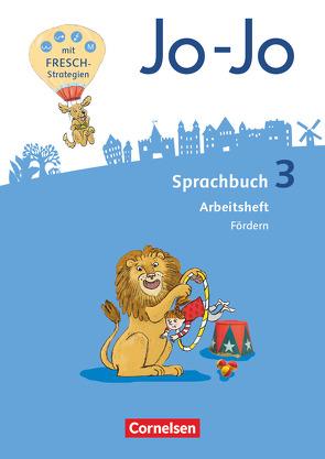 Jo-Jo Sprachbuch – Allgemeine Ausgabe – Neubearbeitung 2016 – 3. Schuljahr von Budke,  Monika, Goecke,  Anne, Woitalla,  Gabriele, Wolf,  Marion