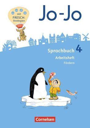 Jo-Jo Sprachbuch – Allgemeine Ausgabe – Neubearbeitung 2016 – 4. Schuljahr von Budke,  Monika, Goecke,  Anne, Woitalla,  Gabriele, Wolf,  Marion