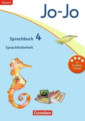 Jo-Jo Sprachbuch – Grundschule Bayern – 4. Jahrgangsstufe von Brinster,  Olga, Budke,  Monika, Goecke,  Anne, Woitalla,  Gabriele, Wolf,  Marion
