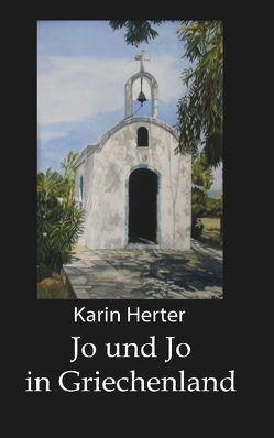 Jo und Jo – In Griechenland von Herter,  Karin