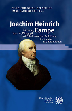 Joachim Heinrich Campe von Berghahn,  Cord-Friedrich, Lang-Groth,  Imke