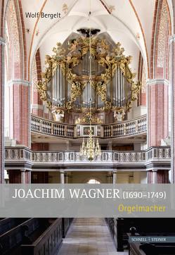 Joachim Wagner (1690 – 1749) von Bergelt,  Wolf