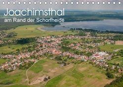 Joachimsthal am Rand der Schorfheide (Tischkalender 2018 DIN A5 quer) von Roletschek,  Ralf