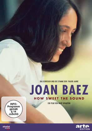 Joan Baez – How Sweet the Sound (Sonderausgabe) von Wharton,  Mary