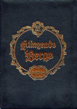"""Jodlersammlung """"Klingende Berge"""" von Gielge,  Hans, Haid,  Gerlinde"""