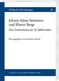 Johann Adam Steinmetz und Kloster Berge von Soboth,  Christian
