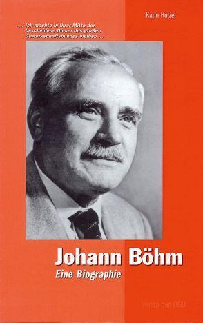 Johann Böhm von Holzer,  Karin