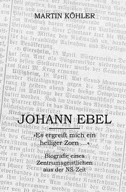 Johann Ebel von Köhler,  Martin