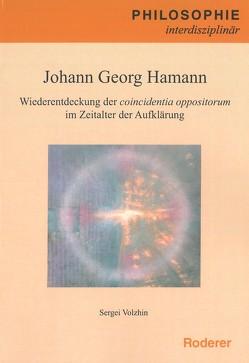 Johann Georg Hamann von Sergei,  Volzhin