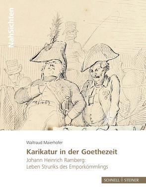 Johann Heinrich Ramberg von Maierhofer,  Waltraud