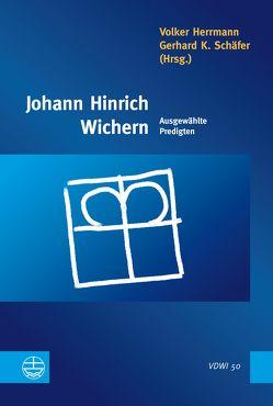 Johann Hinrich Wichern von Herrmann,  Volker, Schäfer,  Gerhard K