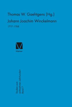 Johann Joachim Winckelmann (1717-1768) von Gaehtgens,  Thomas
