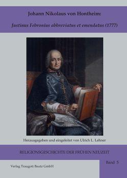 Johann Nikolaus von Hontheim von Lehner,  Ulrich L