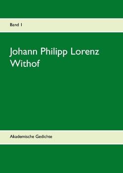 Johann Philipp Lorenz Withof von Blank,  Albrecht, Withof,  Johann Philipp Lorenz