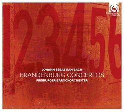 Brandenburgische Konzerte von Bach,  Johann Sebastian