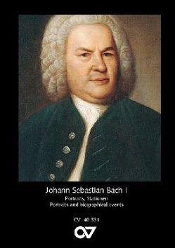 Johann Sebastian Bach. Portraits und Stationen seines Lebens von Komma,  Karl M