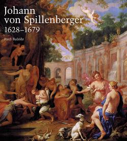 Johann von Spillenberger 1628-1679 von Baljöhr,  Ruth