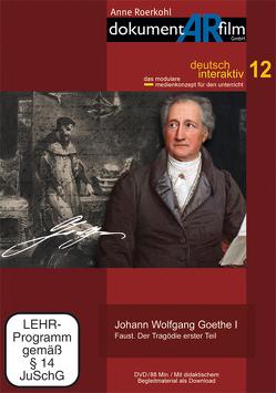 Johann Wolfgang Goethe I von Anne Roerkohl,  dokumentARfilm GmbH