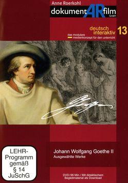 Johann Wolfgang Goethe II von Anne Roerkohl,  dokumentARfilm GmbH