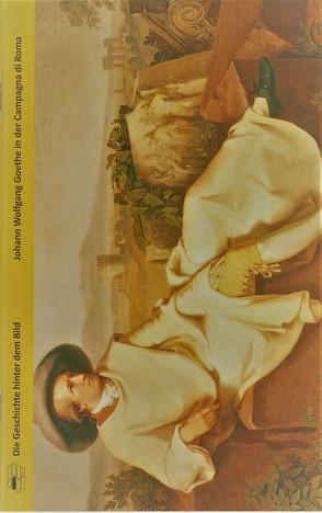 Johann Wolfgang Goethe in der Campagna di Roma von Selbmann,  Rolf