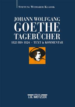 Johann Wolfgang Goethe: Tagebücher von Glaser,  Margrit, Korngiebel,  Johannes, Ludwig,  Ariane