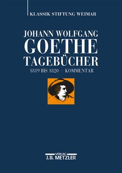 Johann Wolfgang von Goethe: Tagebücher von Mangold,  Sebastian, Zehm,  Edith