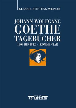 Johann Wolfgang von Goethe: Tagebücher von Albrecht,  Wolfgang, Döhler,  Andreas, Zehm,  Edith