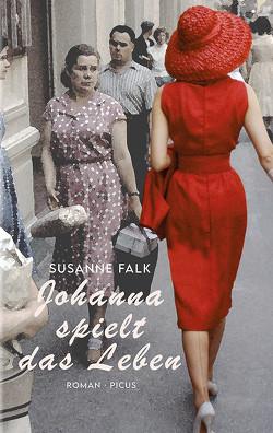 Johanna spielt das Leben von Falk,  Susanne