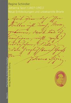 Johanna Spyri (1827–1901) von Schindler,  Regine