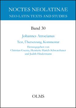 Johannes Atrocianus von Guerra,  Christian, Harich-Schwarzbauer,  Henriette, Hindermann,  Judith