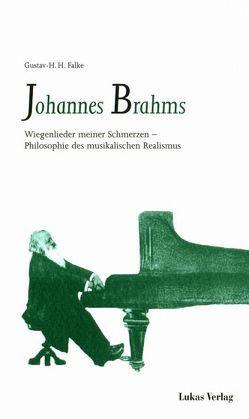 Johannes Brahms von Falke,  Gustav H