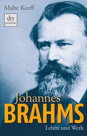 Johannes Brahms von Korff,  Malte