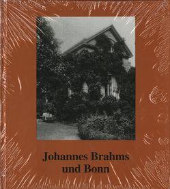 Johannes Brahms und Bonn von Biba,  Otto, Bodsch,  Ingrid, Gutiérez-Denhoff,  Martella, Gutiérrez-Denhoff,  Martella