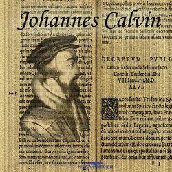 Johannes Calvin von Koester,  Jan, Kühn,  Johannes